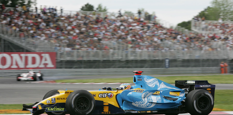 Alonso wins eventful Canadian GP