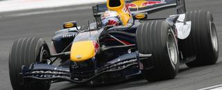 Formula 1 Klien sets the pace in German GP last practice