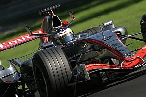 Formula 1 A lap of Monza with de la Rosa