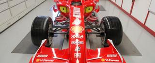 Formula 1 Ferrari reveals 2007 challenger