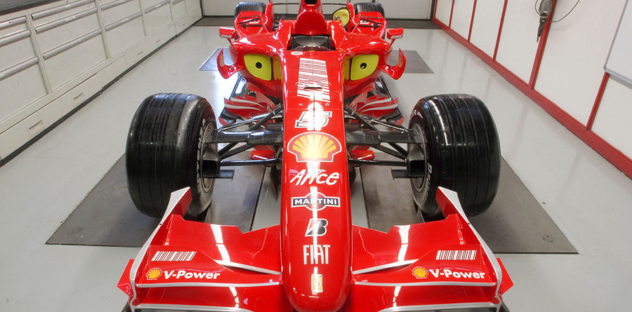 Ferrari reveals 2007 challenger