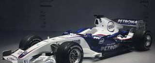 Formula 1 BMW Sauber launches the F1.07 in Valencia