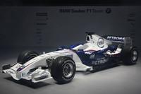 BMW Sauber launches the F1.07 in Valencia