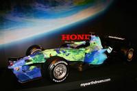 Honda reveals new livery