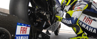 MotoGP Yamaha on top in Qatar on day one