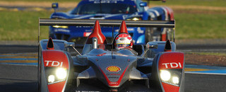 Le Mans Audi R10 TDI takes repeat victory at Le Mans