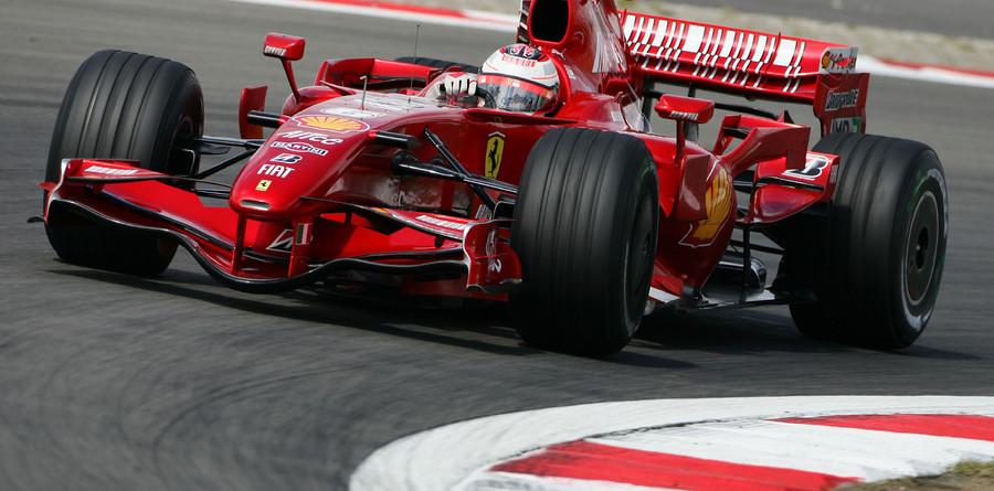 Last European GP practice falls to Raikkonen