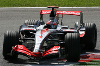 McLaren on top in Italian GP last practice