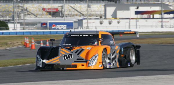 Testing, testing in Daytona, day one