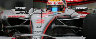 Formula 1 Hamilton leads on Jerez day two