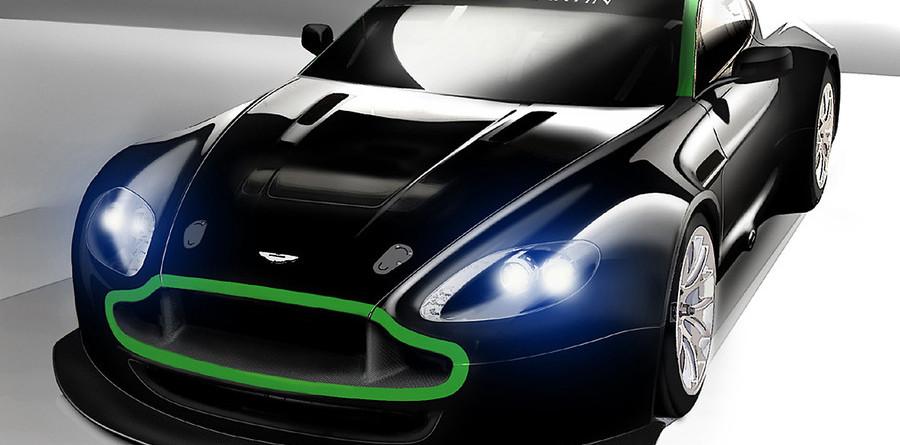 Aston Martin unleashes the Vantage GT2