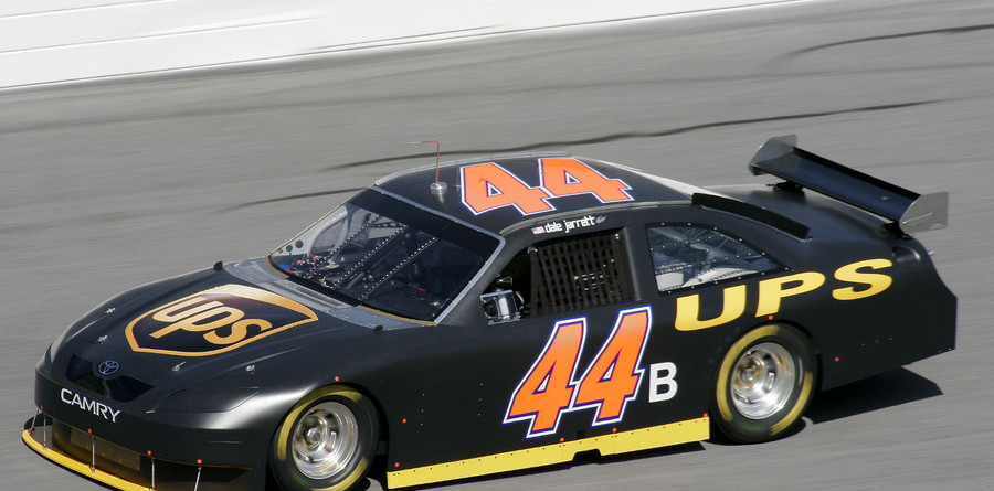 Jarrett, Blaney lead return to Daytona testing
