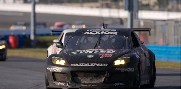 SpeedSource Mazda takes Daytona GT victory