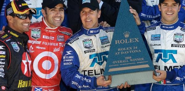 Ganassi Racing wins third consecutive Rolex 24