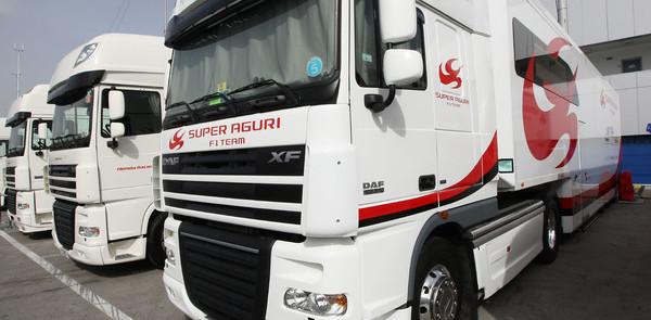 Super Aguri F1 finds 11th hour savior