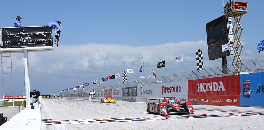 Werner, Luhr win shootout at St. Petersburg