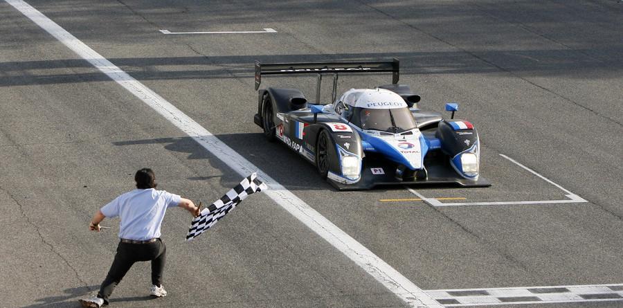 Lamy, Sarrazin score thrilling Monza win