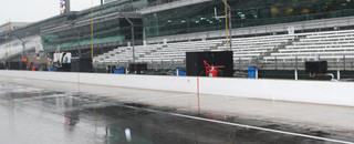 IndyCar Rains continue to dampen Indy preparations