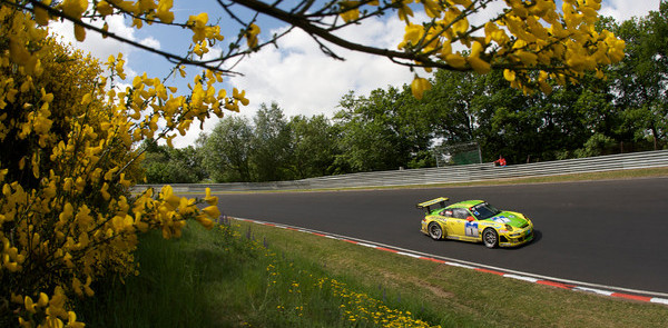 Sixteen hours of action at the Nurburgring