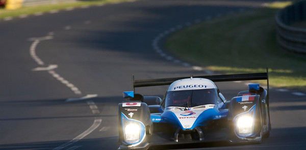 Peugeot sweeps Wednesday qualifying