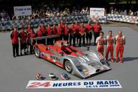 Cytosport, Pickett living the Le Mans dream