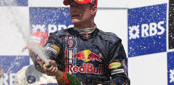 Coulthard to step out of the cockpit end of 2008