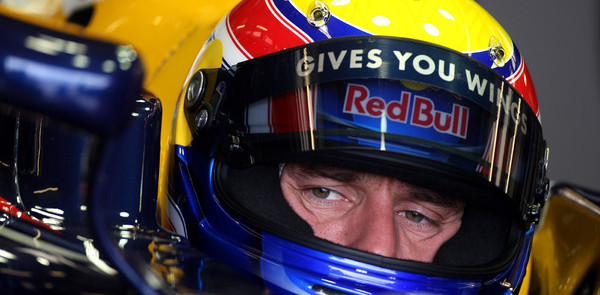 Webber to remain with Red Bull for 2009