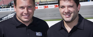 NASCAR Cup Newman joins forces with Stewart