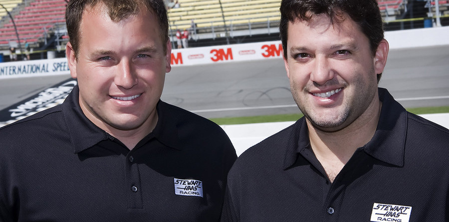 Newman joins forces with Stewart