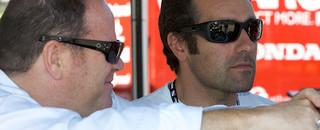 IndyCar Franchitti returns, Wheldon does team switch