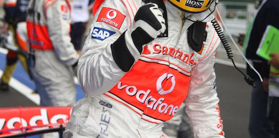 Hamilton locks up Belgian GP pole with perfect lap