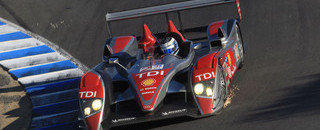 ALMS Audi ends '08 with one-two Laguna Seca finish
