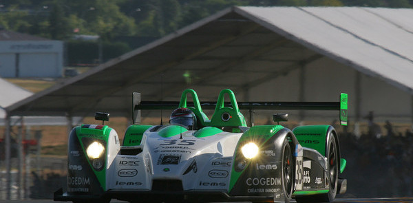 Saulnier goes with Mazda power for 2009