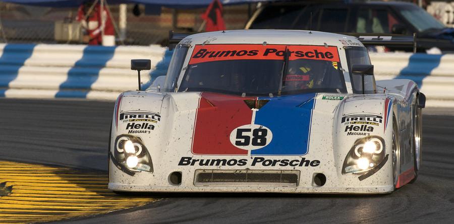 Brumos back in control as Penske hits trouble