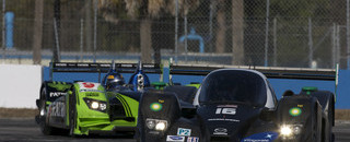 ALMS Winter testing concludes at Sebring