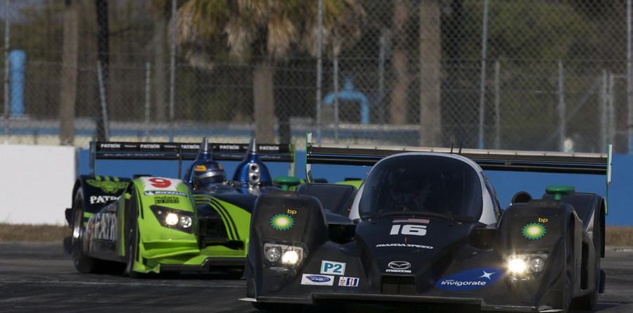 Winter testing concludes at Sebring