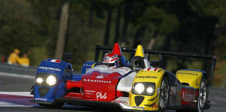 Oreca quickest in testing at Paul Ricard