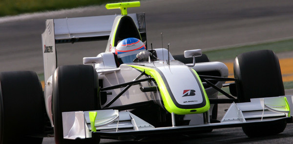 Miracle-believers Brawn go to the top in Barcelona