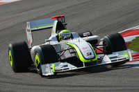 Button quickest in Chinese GP Friday practice