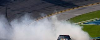 NASCAR Cup Keselowski wins wild race at Talladega