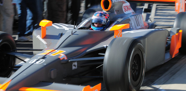 Bump day drama leads to driver change for Indy grid