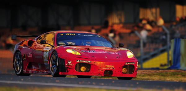 Corvette, Risi earn historic GT wins at Le Mans