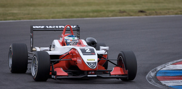 Rookie Bottas wins 19th Masters of F3 at Zandvoort