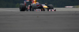 Formula 1 Webber bags his first pole, in Germany