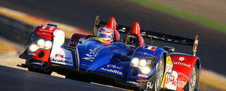 European Le Mans Lapierre earns first pole for Oreca at Portimao