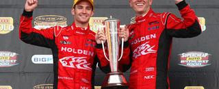 Supercars Holden Racing team sweeps Bathurst 1000