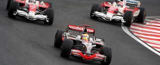 Formula 1 Brazilian showdown time for Brawn and Red Bull