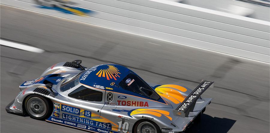 SunTrust Racing takes Daytona 24H pole