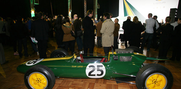 Legendary Lotus returns with T127 launch