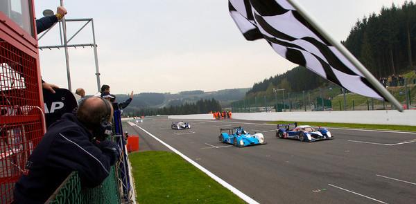 Peugeot beats Audi in an eventful Spa 1000 km